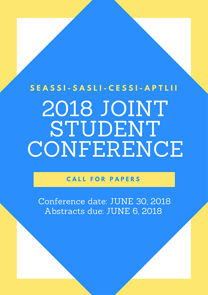 Call for papers for WISLI conference on June 30, 2018